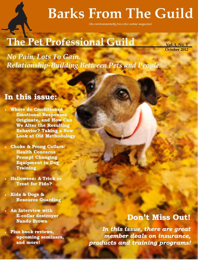 Barks Autumn Publication